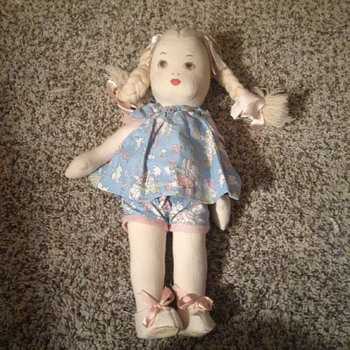 Marploe Infirmary Handicraft doll - Dolls