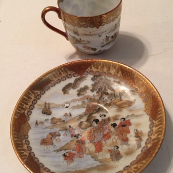 Beautiful cup and saucer set - China and Dinnerware
