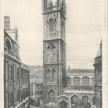 BRISTOL. St. STEPHEN'S CHURCH. - Postcards