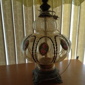Beautiful antique lamps - Lamps