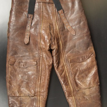 Army Air Corps A-1 Flight pants by Switlik - Military and Wartime