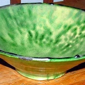 My very nice ceramic studio bowl