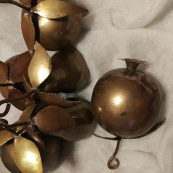 Brass Fruit