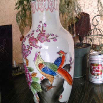 made in china vase - Asian