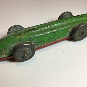 Green Racer - Model Cars