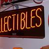 """Collectibles"" neon"
