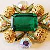 Delizza & Elster Emerald Filigree