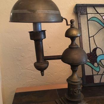 Grandma's lamp - Lamps