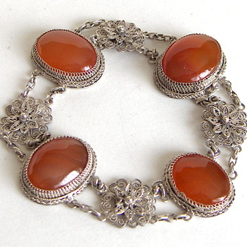 The most sumptuous Sterling Silver Bracelets I have owned in my collection. - Fine Jewelry