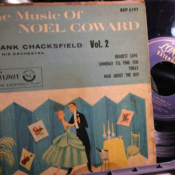 Recommended by Burgess Meredith  - Records