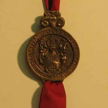 Masterpiece medal