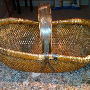 Woven Basket - Furniture