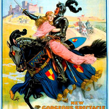 "Ringling Bros: ""In Days of Old"" (1918) - Posters and Prints"