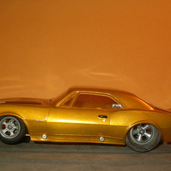 67 CAMARO SS SLOT CAR - Model Cars