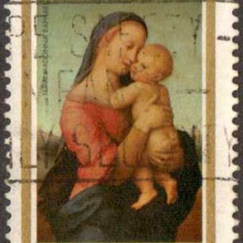"1973 - New Zealand ""Christmas"" Postage Stamp - Stamps"