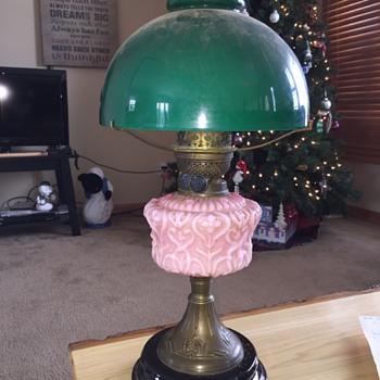 Beautiful Oil Lamp - Lamps