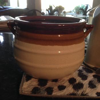 Old Bean Pot? - Kitchen