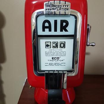 ECO 97 Air Meter - Petroliana