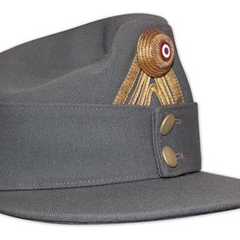 Austrian Colonel's M56 Feldkappe. ÖBH. - Military and Wartime