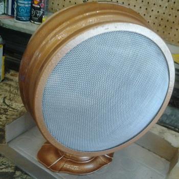 1920's Radiola RCA speaker housing