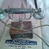 vintage ericsson telephone