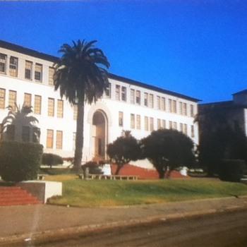 Balboa High School Postcard - Postcards