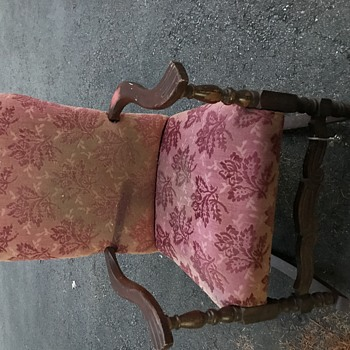Grandmother's rocking chair