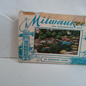 Milwaukee Souvenir Photograph Cards - Photographs