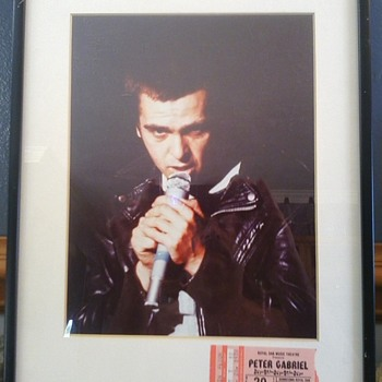 Rock Pictures! - Music Memorabilia