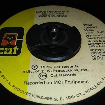 45 RPM SINGLE....#222 - Records