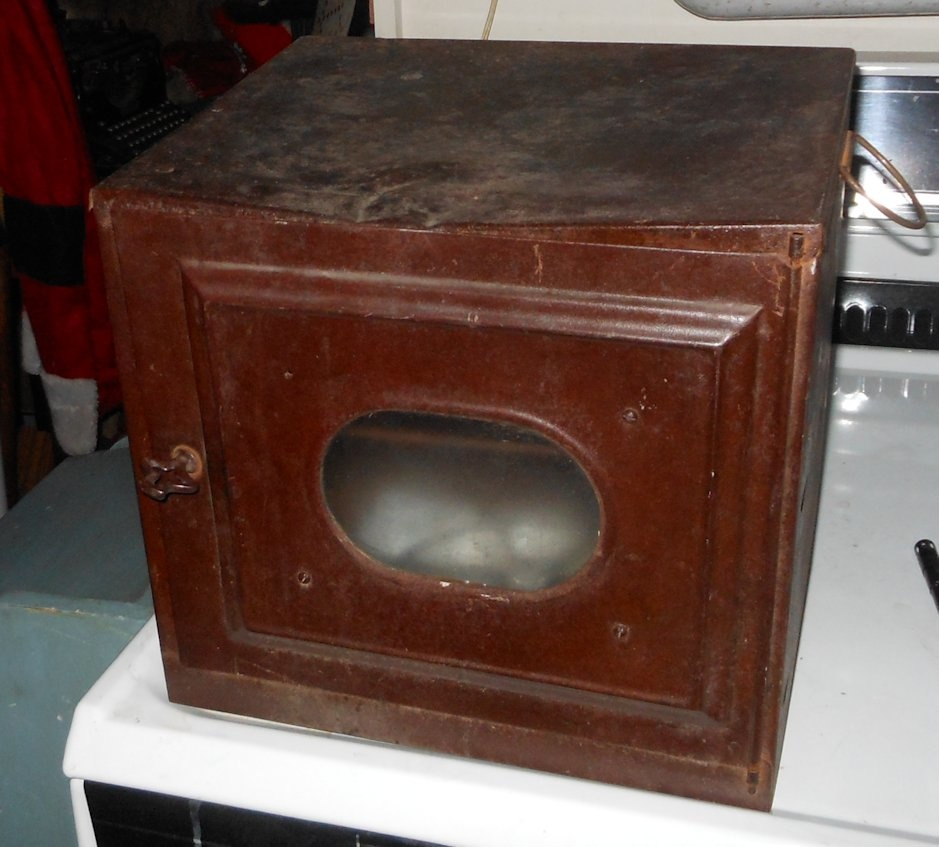 Vintage Stove Top Oven Or Pie Warmer Collectors Weekly