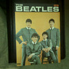 The Beatles Booklet from England, front and back cover shown.