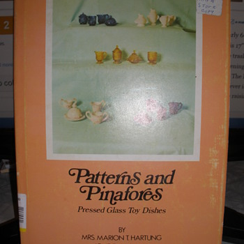 Patterns and Pinafores book. C.1971