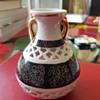 Chinese open work vase