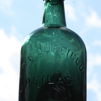 ~~~Old Pontiled Beer Bottle~~~ - Bottles