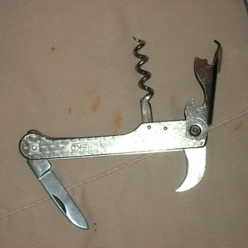 vintage dreko multi tool knife. - Sporting Goods