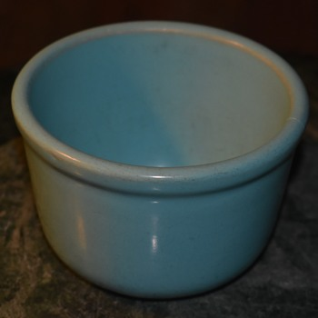 Bauer Speckle Ware Small Bowl - Pottery