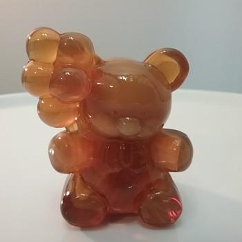 Boyd Glass bear  - Animals