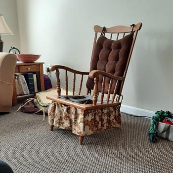 Gram's rocker chair - Furniture