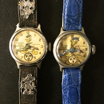 Donald Duck Mystery Watch by Ingersoll