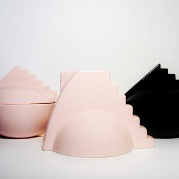 SALINS STUDIOS - FRANCE  - Pottery