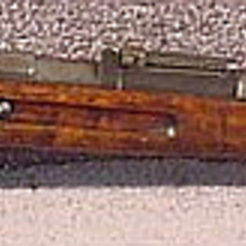 Finnish M39 Sako straight stocked rifle - Military and Wartime