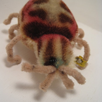 Does This Fabulous Steiff Spider Bug You? - Dolls