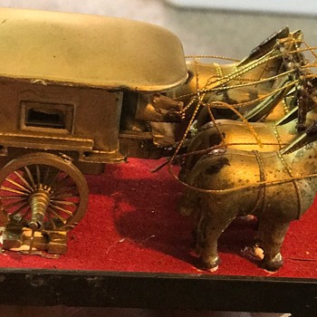 Horse Carriage Chinese ? - Toys