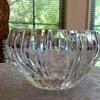 Interesting crystal Bowl