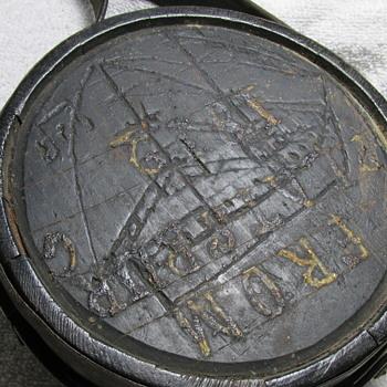 War of 1812 Drum Canteen
