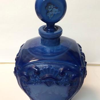 Vintage Czech perfume - Bottles