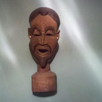 african head - Folk Art