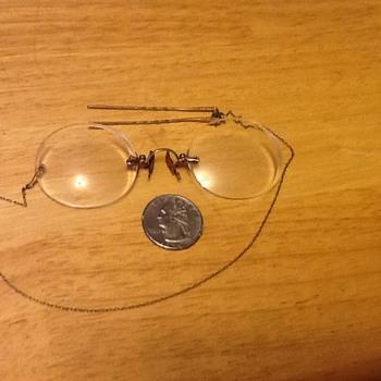 Older eyeglasses