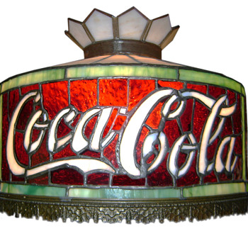 One of my favorite items - Coca-Cola